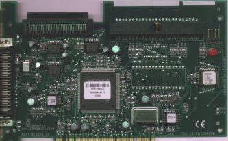 Adaptec aic 7850 pci scsi controller