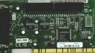Adaptec AIC PCI SCSI Controller - windows driver FOUND